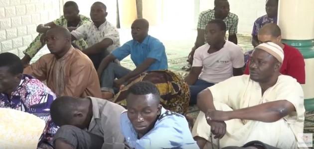 Sermon de Vendredi - Togo