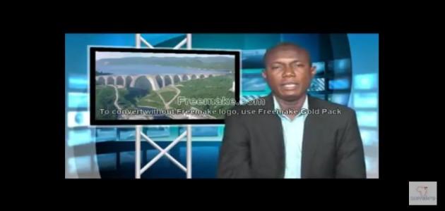 comment ça marche - congo - Central hydraulique en Afrique